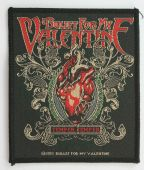 Bullet For My Valentine - 'Temper Temper' Woven Patch